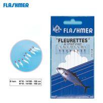 Flashmer - Bas De Ligne De Peche Fleurettes A Friture