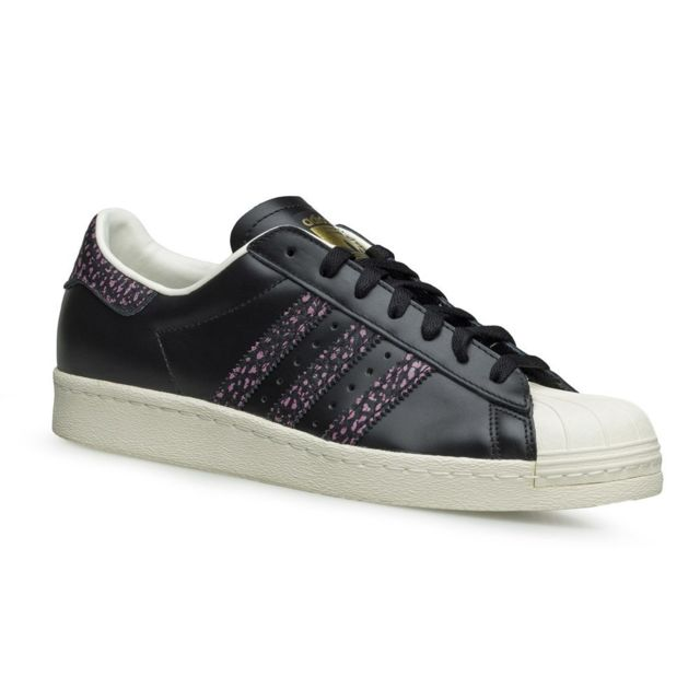 new product 5d02e b8f91 Adidas - Superstar 80S Blanc - pas cher Achat  Vente Baskets homme -  RueDuCommerce