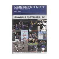 Pdi Media - Leicester City Fc - Classic Matches Import anglais