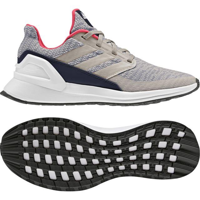 Adidas Chaussures junior RapidaRun pas cher Achat
