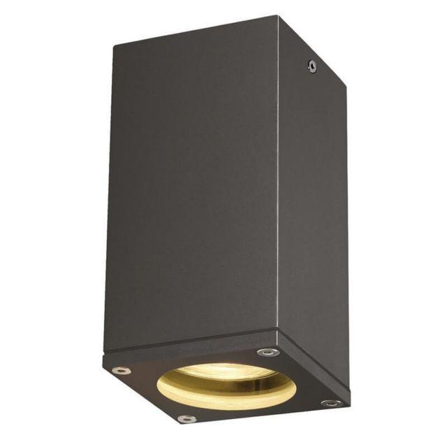 ronds gx53 max SLV sitrah Ceiling Plafonnier 9 W blanc