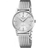 Festina - Montre femme Extra acier bracelet extensible F20256/1