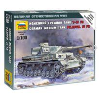 Zvezda - Maquette Char : Panzer Iv Ausf.F2