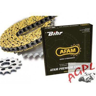 Aprilia - Yamaha 50 Chappy-75/79-KIT Chaine Afam-48010643