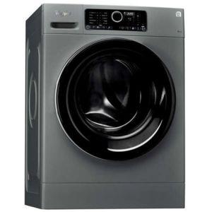 whirlpool lave linge frontal 60cm 9kg 1400t a silver. Black Bedroom Furniture Sets. Home Design Ideas
