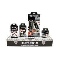 Ctek - Mxs5.0 Kit Toolbox avec Chargeur de Batterie, 12 V