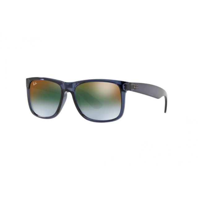 Ray-Ban - Ray Ban Justin Rb 4165 6341 T0 - Lunettes de soleil homme ... c2f807df0a75