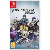 NINTENDO - Jeu SWITCH Fire Emblem Warriors