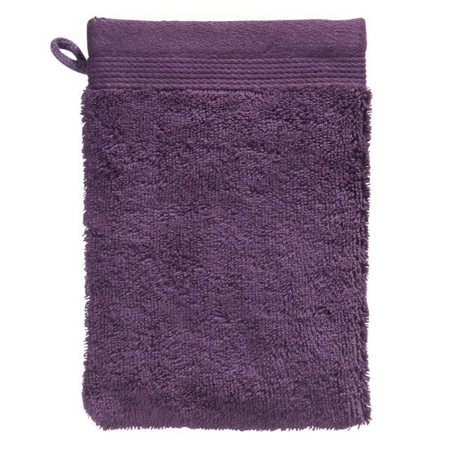 tex home lot de 2 gants de toilette en coton durable pas cher achat vente gants de. Black Bedroom Furniture Sets. Home Design Ideas