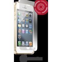 FORCE GLASS - Verre trempé iPhone SE - Transparent