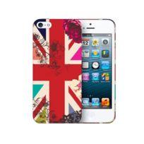 Accessorize - Coque vintage pour iPhone 5 - 5S ® Union Jack