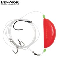 Fin-nor - Montage De Peche Rainer Korn Halibut Lead Rig + Halibut Lead