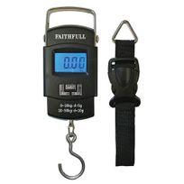 Faithfull - Dynamomètre digital 50 kg
