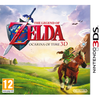 NINTENDO - The Legend Of Zelda Ocarina Of Time