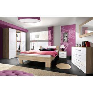 Paris prix chambre compl te adulte 6p vicky 180x200cm for Vente chambre adulte complete