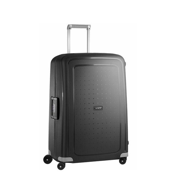 samsonite valise rigide s 39 cure 75 cm black 1041 09 102 pas cher achat vente valises. Black Bedroom Furniture Sets. Home Design Ideas