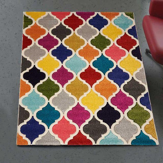 UN AMOUR DE TAPIS - tapis moderne Harlequin Boutik - tapis ...