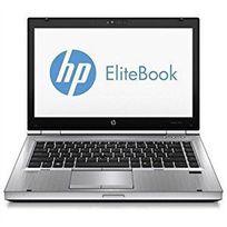 HP - EliteBook 8470p - Intel Core i5 3320M 2.6 Ghz - RAM 4 Go - HDD 320Go - DVD+/-RW - Ecran 14.1'' - Webcam - HD Graphics 4000 - Windows 7 Professionnel 64 bits