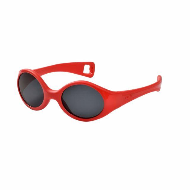 styles divers valeur formidable en gros Lunettes de soleil Baby S Poppy red - Beaba