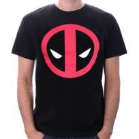 Cotton Division - Tshirt homme Marvel Deadpool - Logo