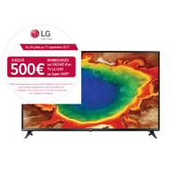 LG - TV LED 65'' 164cm - 65UJ630V