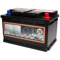 Xl Perform Tool - Xlpt batterie auto 640A 70Ah