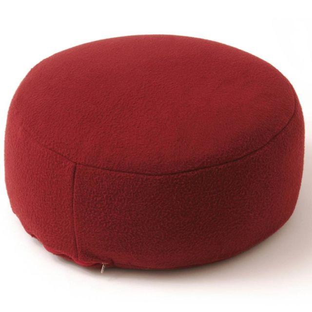 No Name Ballons d'exercice Joli Sissel Coussin de méditation de yoga Rouge 40 x 15 cm Sis-110.201 collection: Icaverne Couleur : Rouge Matériau : Tissu et épeautre pur Dimensions : 40 x 15 cm (Diamètre x H) Poids (remplissage inclus ) : 2,6 kg Parfait pou