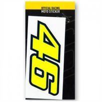Vr 46 - Sticker Moto Yellow Vr46