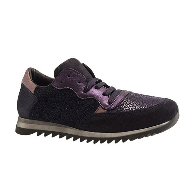 ff1ac25828f23 Reqins - elvis Mix Jannots-sneaker-nuit - pas cher Achat / Vente ...