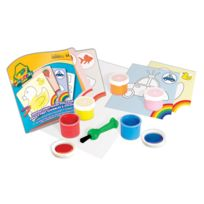 Crayola Mini Kids - Kids 1er kit peinture pour bébé