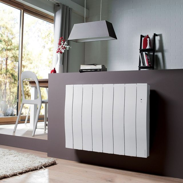 atlantic radiateur galapagos 1500w horizontal pas cher. Black Bedroom Furniture Sets. Home Design Ideas