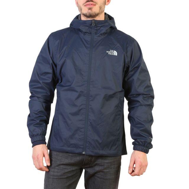 bd96bd56e4 The north face - Veste homme Quest Jacket - Bleu marine - pas cher Achat /  Vente Blouson homme - RueDuCommerce
