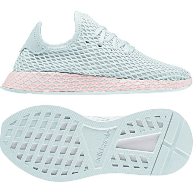 Adidas Chaussures junior Deerupt Runner pas cher Achat