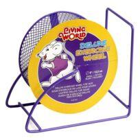 Living World - Roue grillage en maille fine pour souris