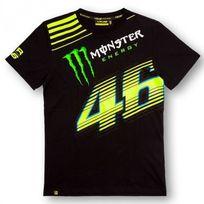 Vri46 - Tee-Shirt Vri146 Monza Monster Noir-Vert