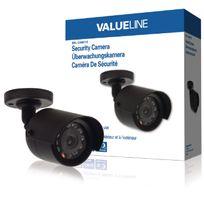Valueline - Balle Caméra de vidéosurveillance 420 Tvl Noir