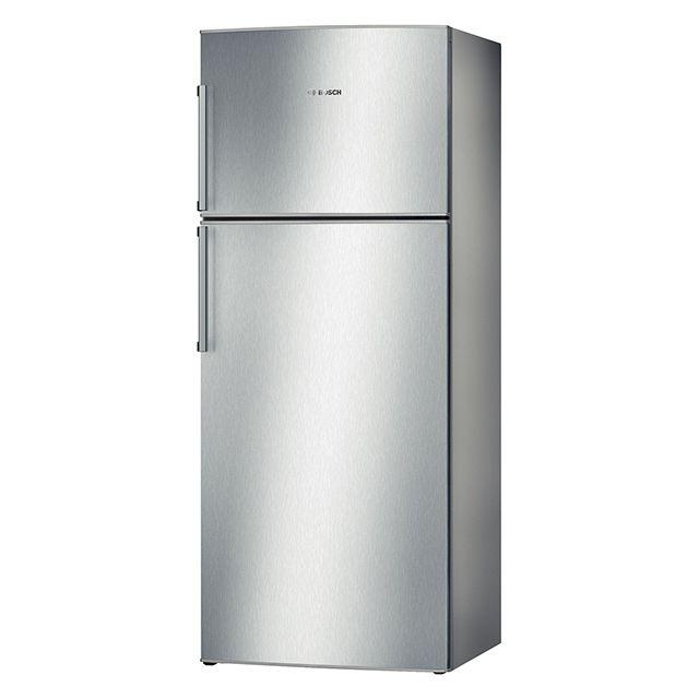 bosch réfrigérateur combiné 70cm 425l a+ no frost finition inox