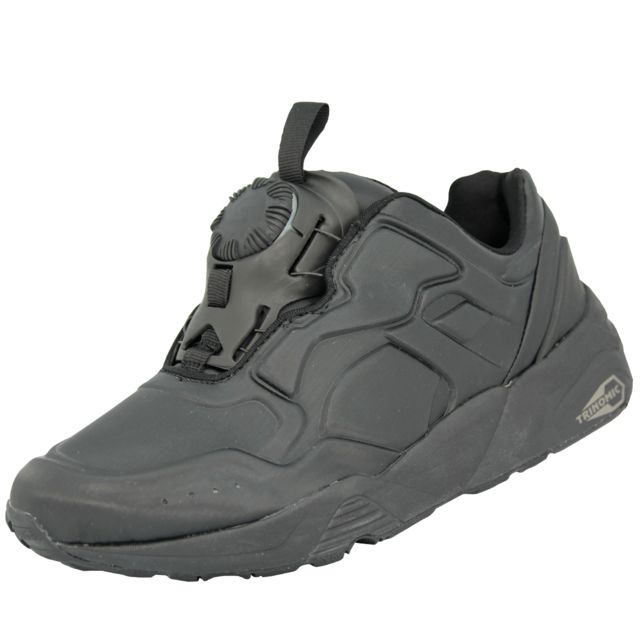 f56fedbee04 Puma - Puma My-89 Disc Chaussures Mode Sneakers Unisex Noir Trinomic