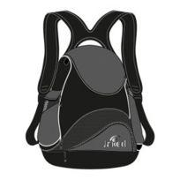 Jaked - Sac à dos de natation Atlantis Xl Backpack noir gris
