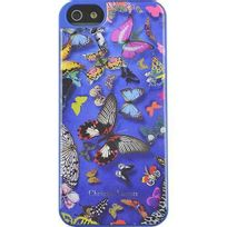 Christianlacroix - C-lacroix Coque motif papillon Iphone 6 - Bleue