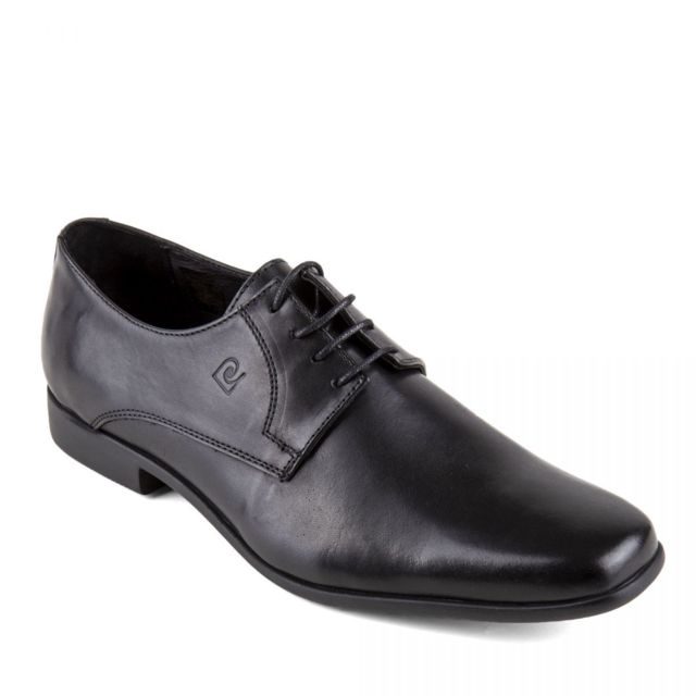 Futur Derbies Homme Cuir Chaussures Noires OkwnPN8X0