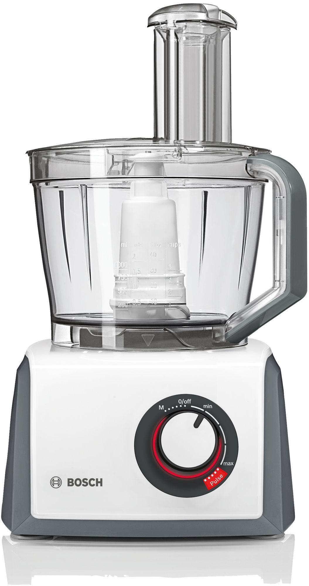 Robot Culinaire MCM62020 1000W BLANC