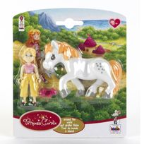 Klein - Figurine Princess Coralie : Tour du monde