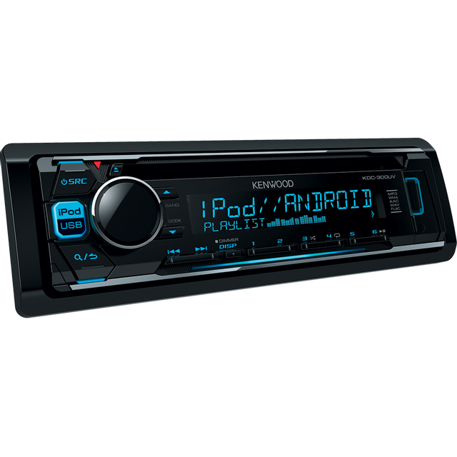 KENWOOD AUTORADIO KDC-300UV