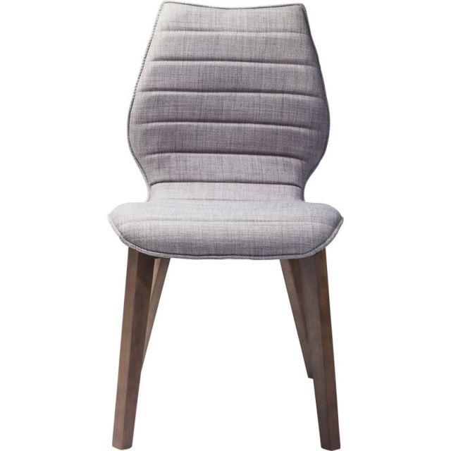 Karedesign chaise vita grise kare design pas cher achat vente chaises rueducommerce for Chaise kare design