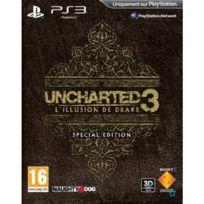 Sony - Uncharted 3 : L'Illusion de Drake - Edition Spéciale