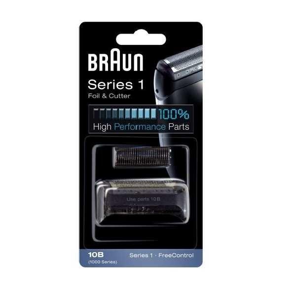 Braun grille couteau pour rasoirs s rie 1 190 free control r f p10b pas cher achat - Grille rasoir braun serie 1 190 ...