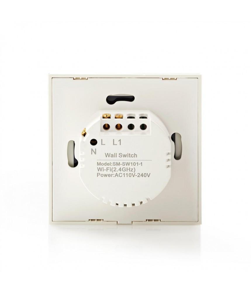 Interrupteur Mural Intelligent Wi-Fi - Contrôleur de rideaux, volets ou stores