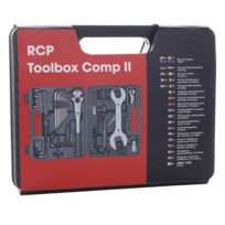 Red Cycling Products - Toolbox Comp Ii - Boîte à outils - noir