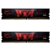 Aegis Gaming Series 16 Go 2 x 8 Go Ddr4 2400 Mhz Cas 15